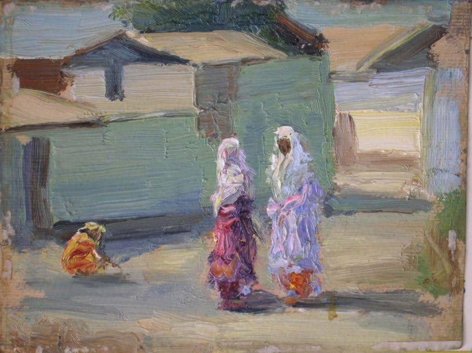 Uzbekistan – In Margilan